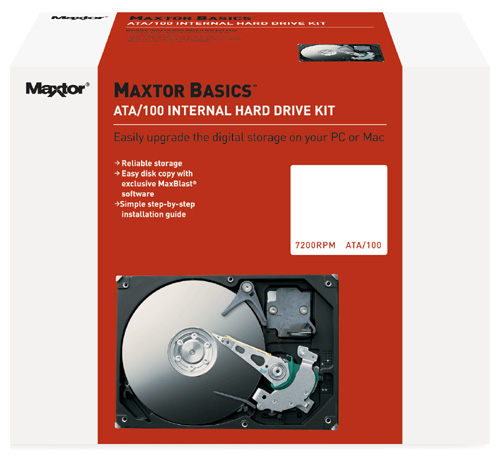 DOWNLOAD DRIVER: MAXTOR 6Y120M0 ATA DEVICE
