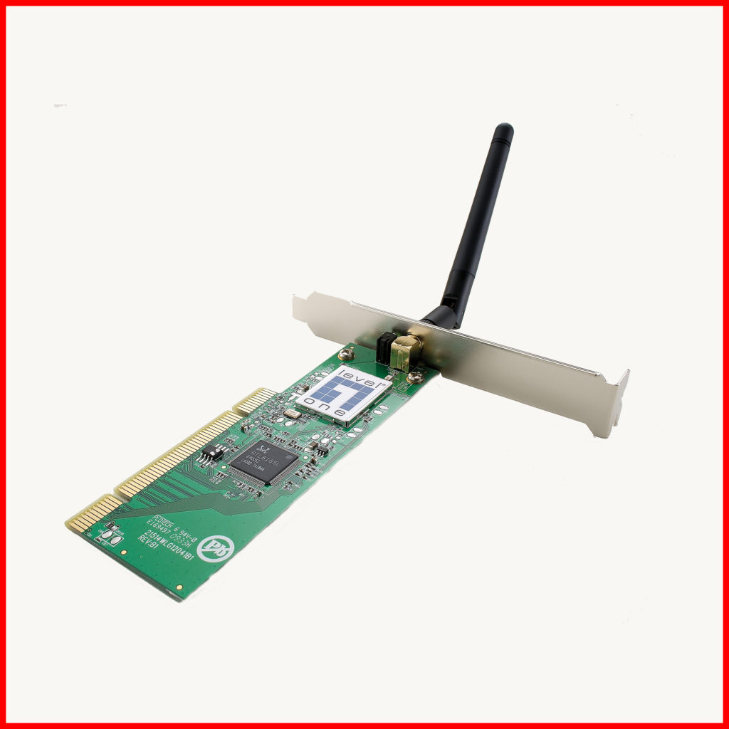 LEVEL ONE WNC-0301 PCI DRIVER FOR PC